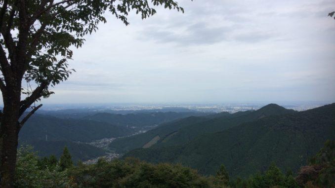 大岳山・頂上