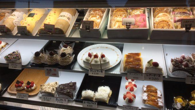 ケーキ屋ヘーゼル