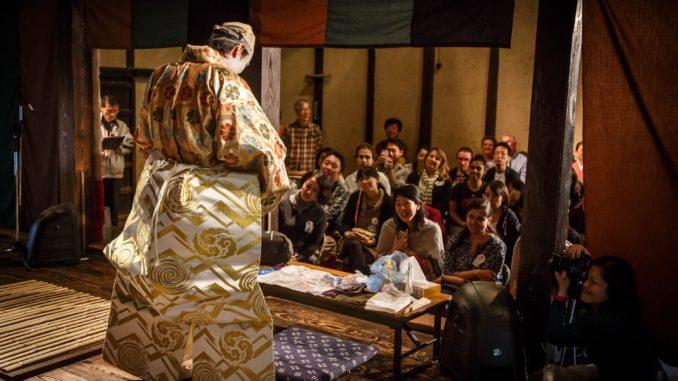 訪日インバウンドイベント・歌舞伎