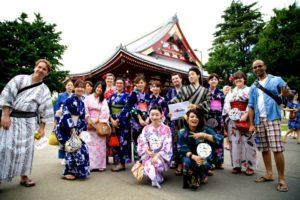 Japanize 訪日インバウンド観光・イベントコミュニティ・着物体験