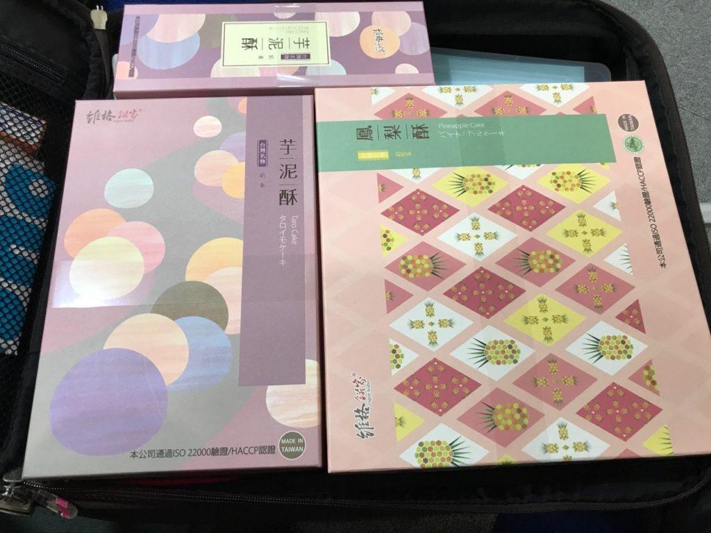 台湾・桃園空港で買えるおすすめのお土産と購入場所・お店