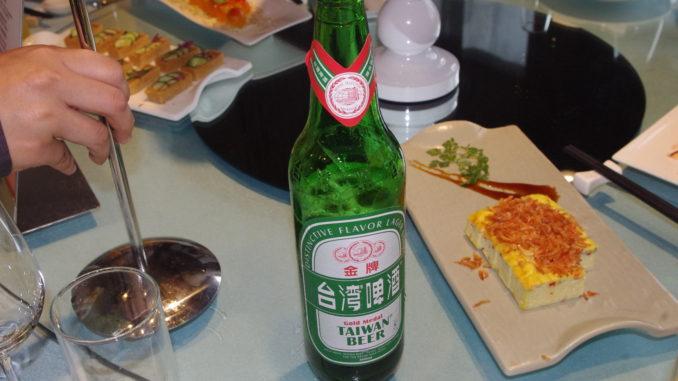 台湾ビール金牌/瓶