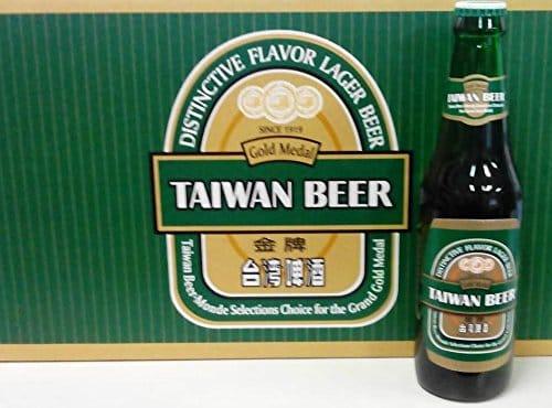 台湾ビール 金牌