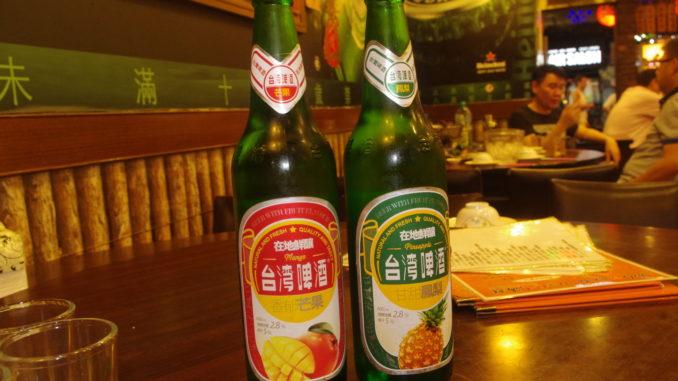 台湾フルーツビール/瓶