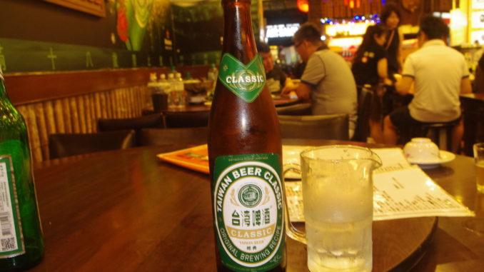台湾ビール・クラシック/瓶
