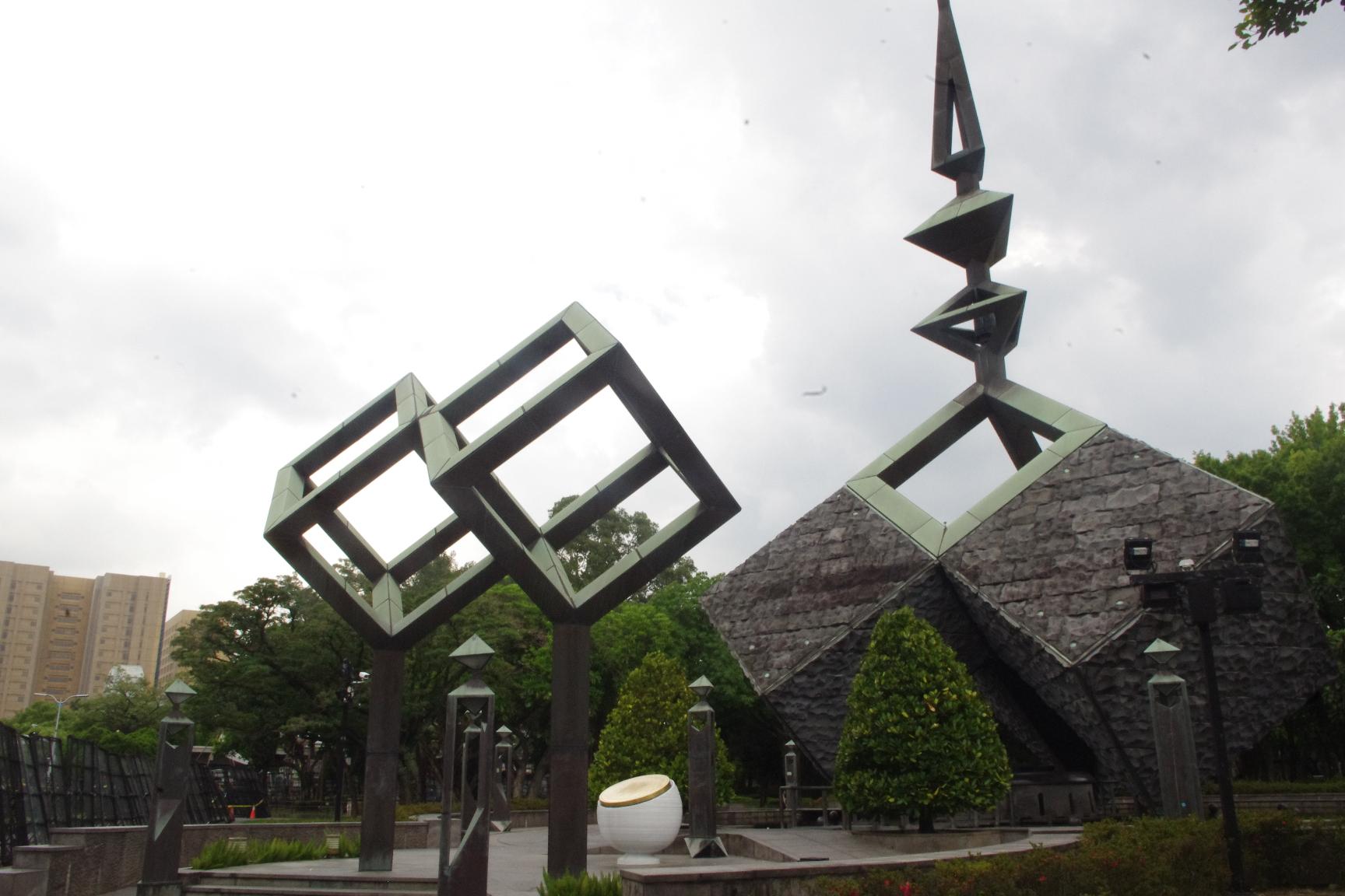 台北フリーウォーキングツアー・二二八和平紀念碑