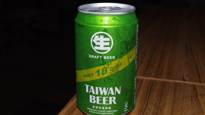 台湾生ビール18(缶タイプ)
