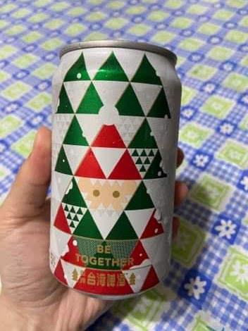 台湾ビール金牌 クリスマス2