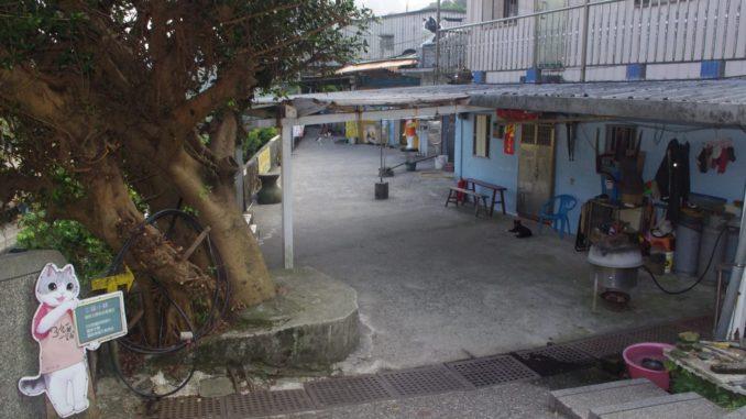 台湾・猫村(猴硐)の観光スポット