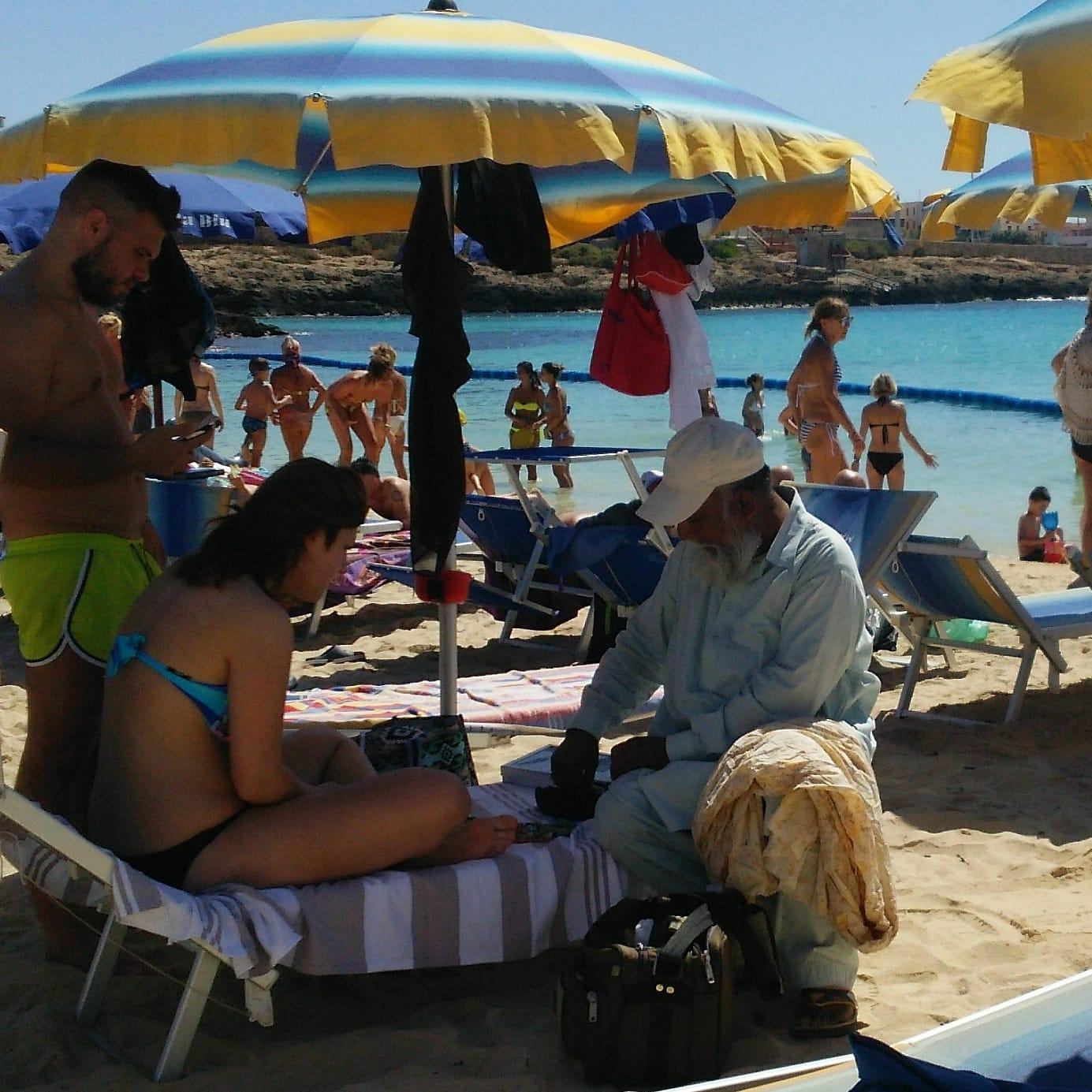 ランペドゥーザ島・ビーチリゾートの写真