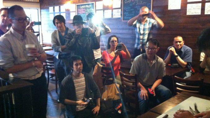 アメリカ・サンフランシスコでインバウンド・日本文化PR!現地居酒屋で寿司教室と解体ショー