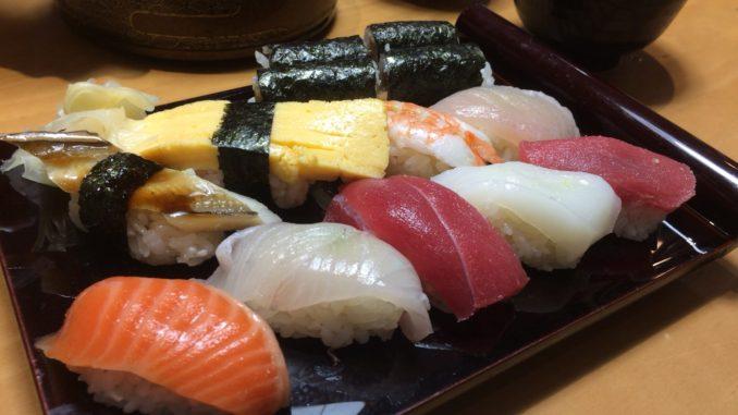 新宿のおすすめグルメ:松喜鮨 3丁目店(新宿) 握り寿司