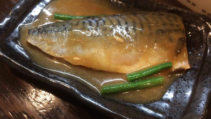 新宿のおすすめグルメ:立ち飲み ありがとう さばの味噌煮