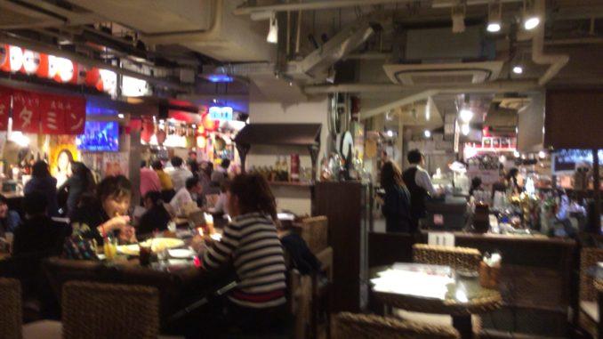 新宿のおすすめグルメ:ハルチカ お店