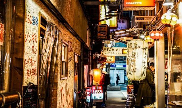 吉祥寺のショッピング・買い物スポット(ハモニカ横丁)