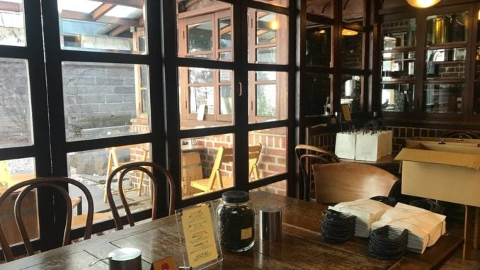 岡山のおしゃれなカフェ