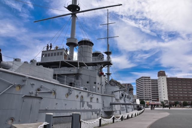 横須賀の観光スポット