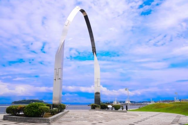三笠公園:近代史を見つめてきた海辺の公園