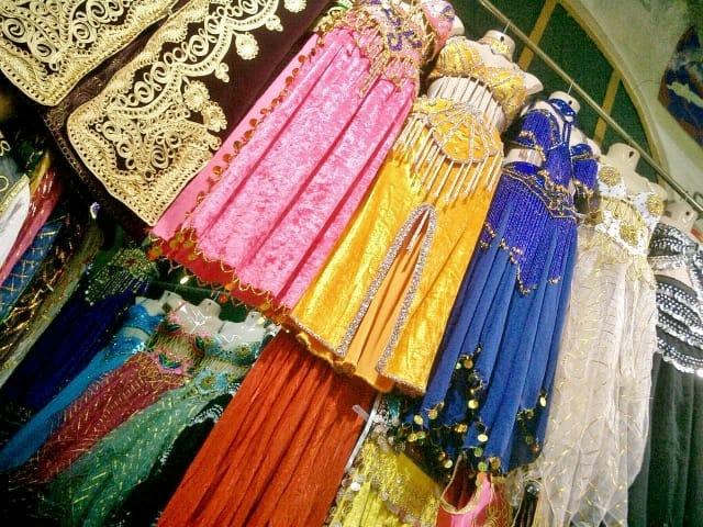 トルコ民族衣装