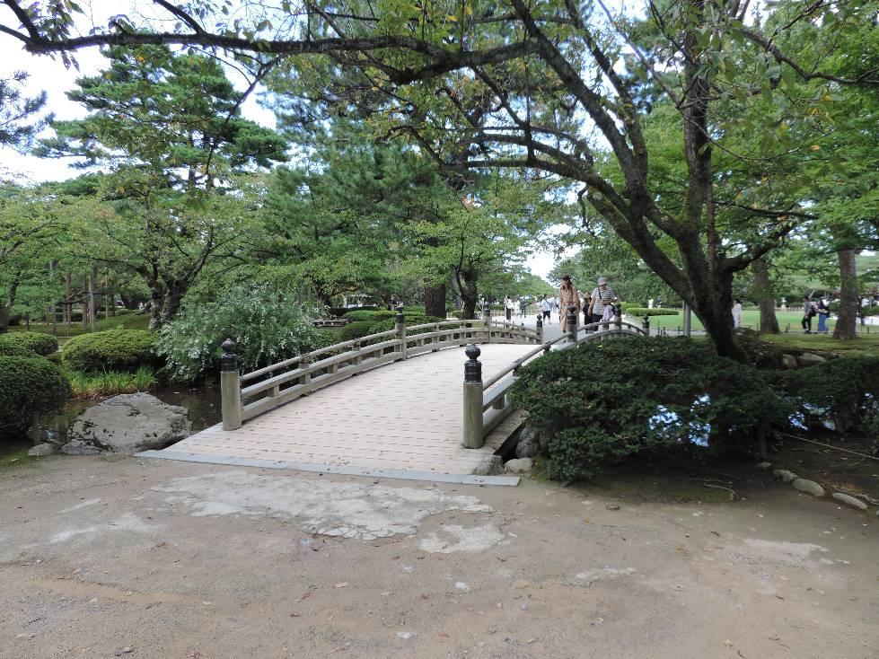 兼六園・橋