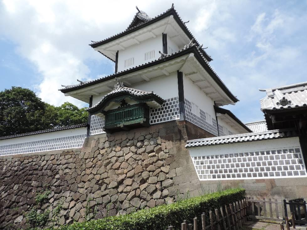 金沢城公園・菱櫓