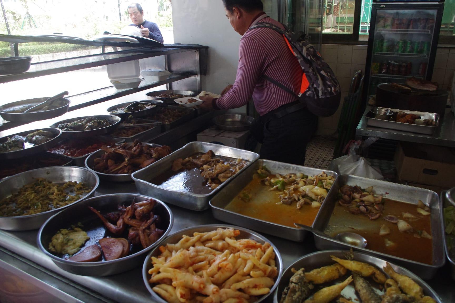 マカオの飲食店と食べ物(コロアン)