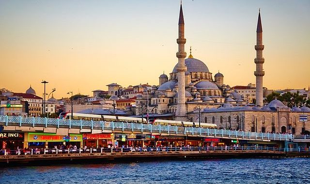【トルコ・イスタンブール】年間の気候・天気を解説