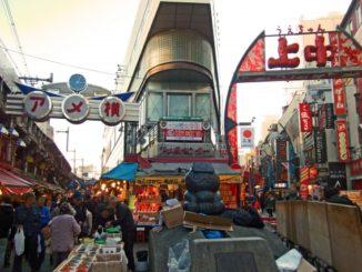 上野のおすすめの観光・散策スポット