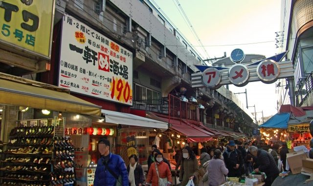 上野のおすすめグルメ・食事とお店を紹介