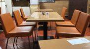 トリアノン お店・店内・テーブル