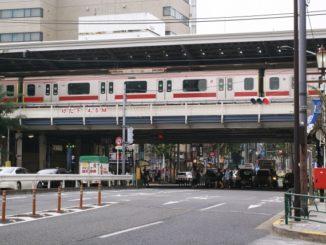 中目黒駅前と周辺のショッピングモール・買い物施設とお店