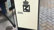 ZOOL(高円寺の古着屋)・店舗ロゴ