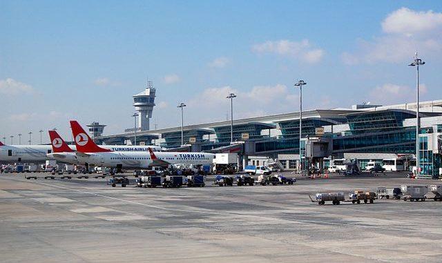 【イスタンブール・アタテュルク空港】市内アクセス・お土産の買い物・施設や治安を紹介