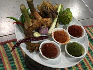 タイ・チェンマイの料理教室