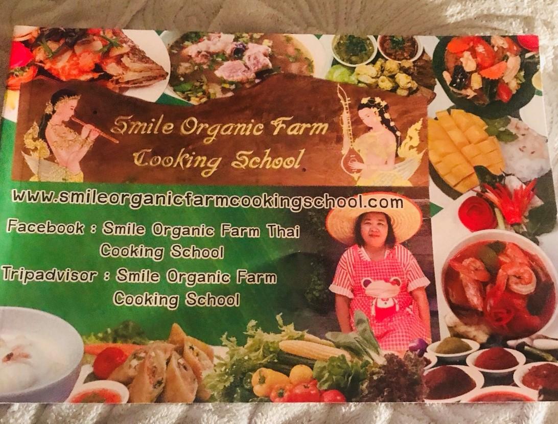 タイ・チェンマイの料理教室/クッキング体験:料理教室のレシピ