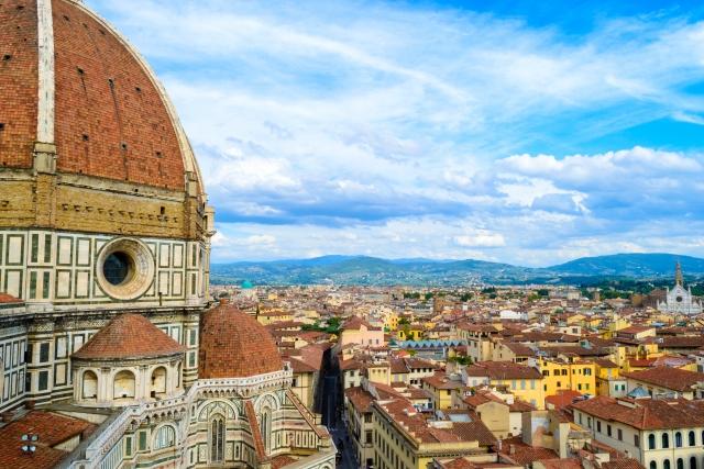 フィレンツェで無料鑑賞できる至極の芸術作品と教会をフィレンツェ在住筆者が紹介!