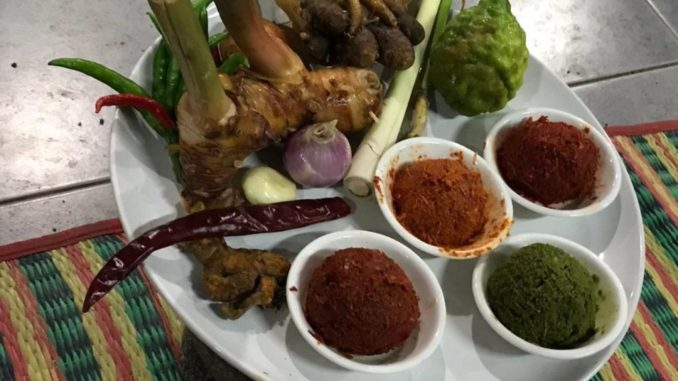 タイ・チェンマイの料理教室/クッキングクラス体験