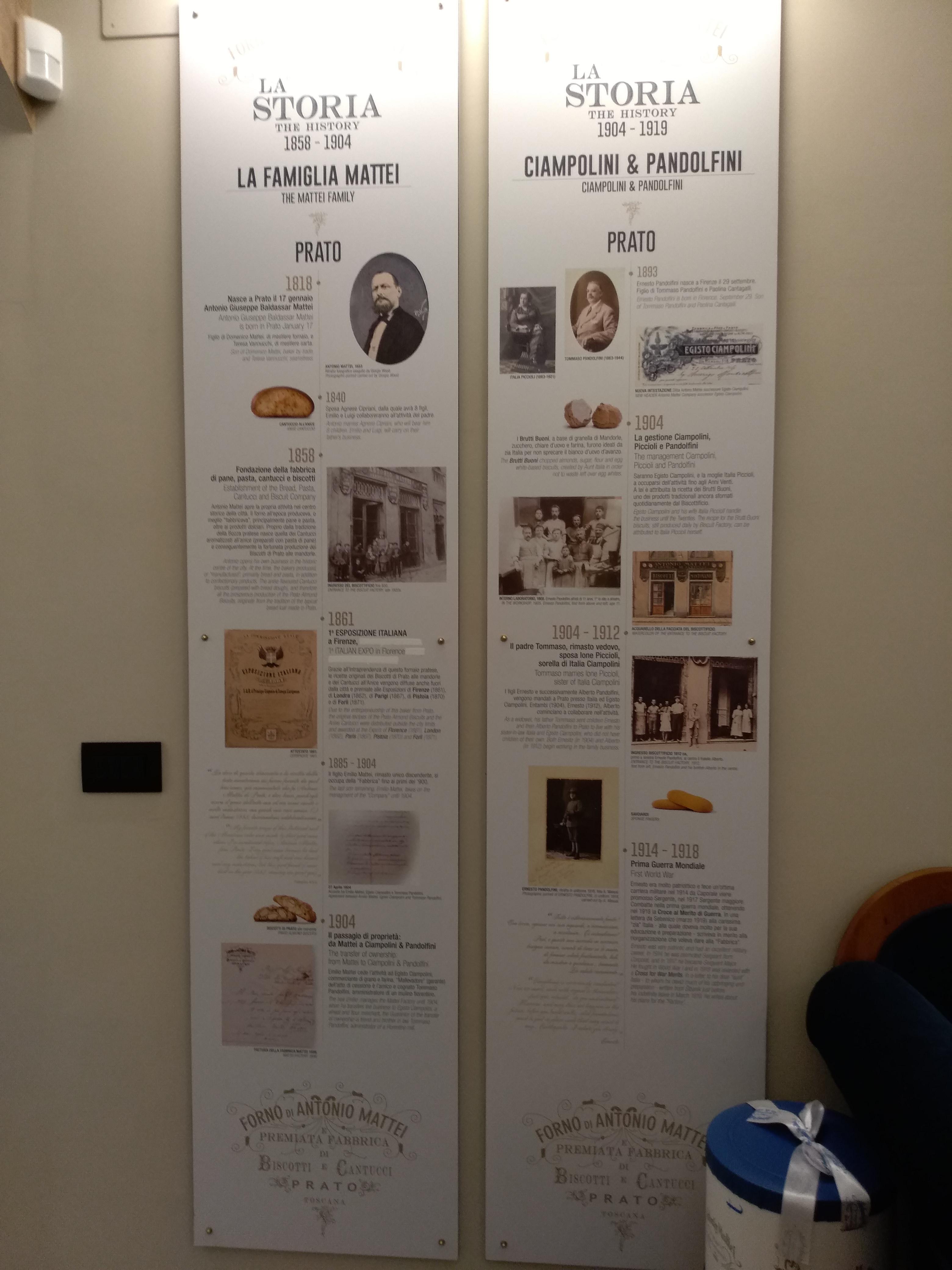二階博物館2:ANTONIO MATTEI(アントニオ マッテイ)