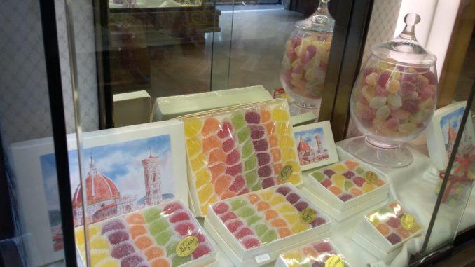 色鮮やかなゼリーのお土産:MIGONE(ミゴーネ)