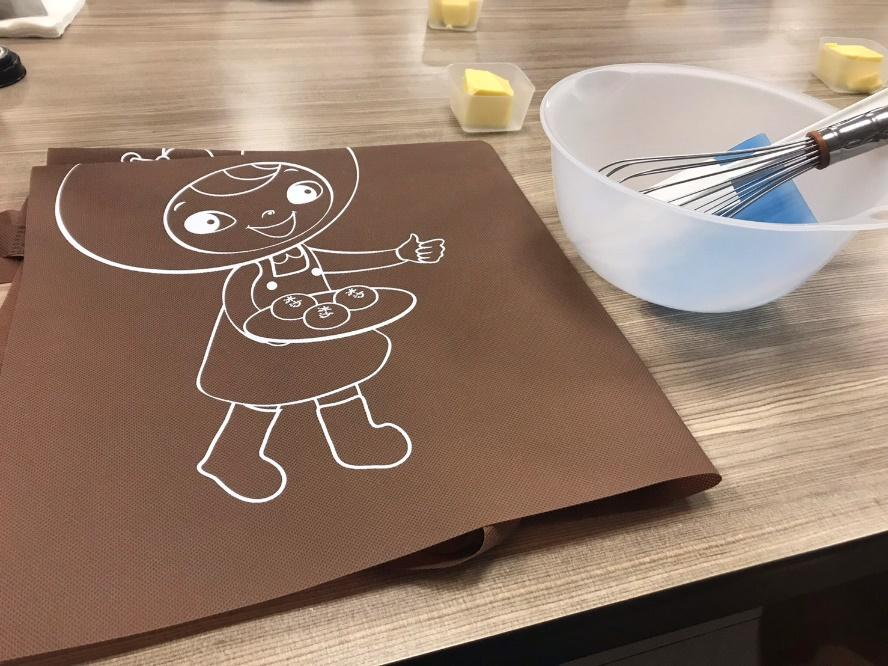 パイナップルケーキ作り体験の様子・体験内容の詳細