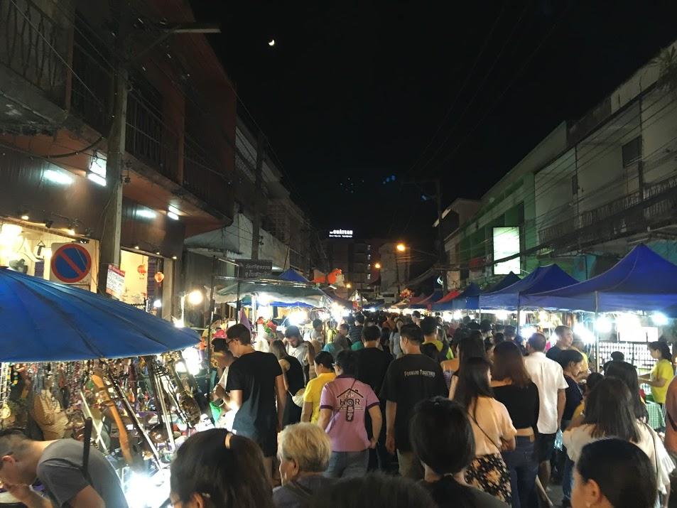 チェンマイ・サタデーナイトマーケット/お土産屋