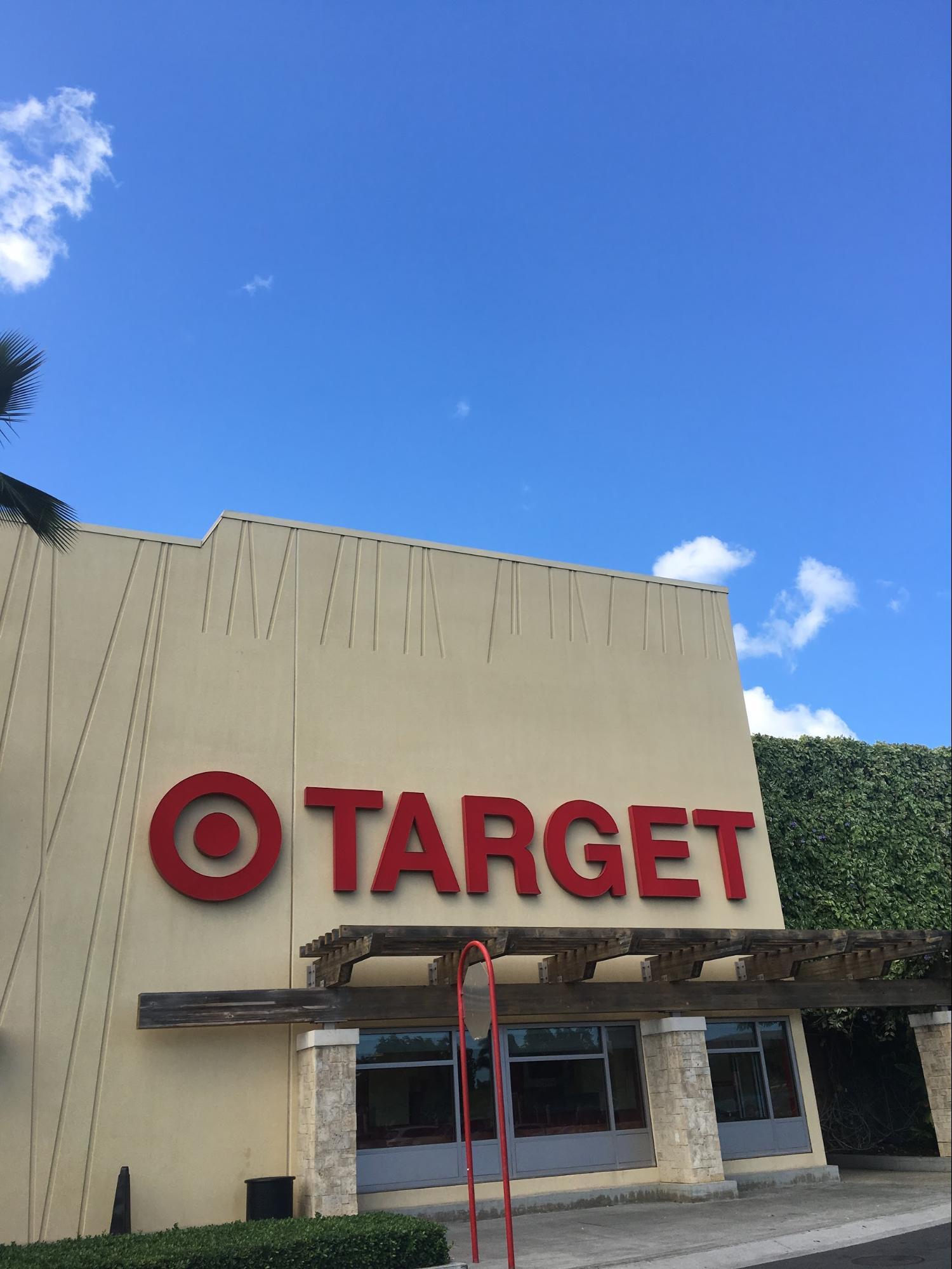 ハワイ・Target(ターゲット)
