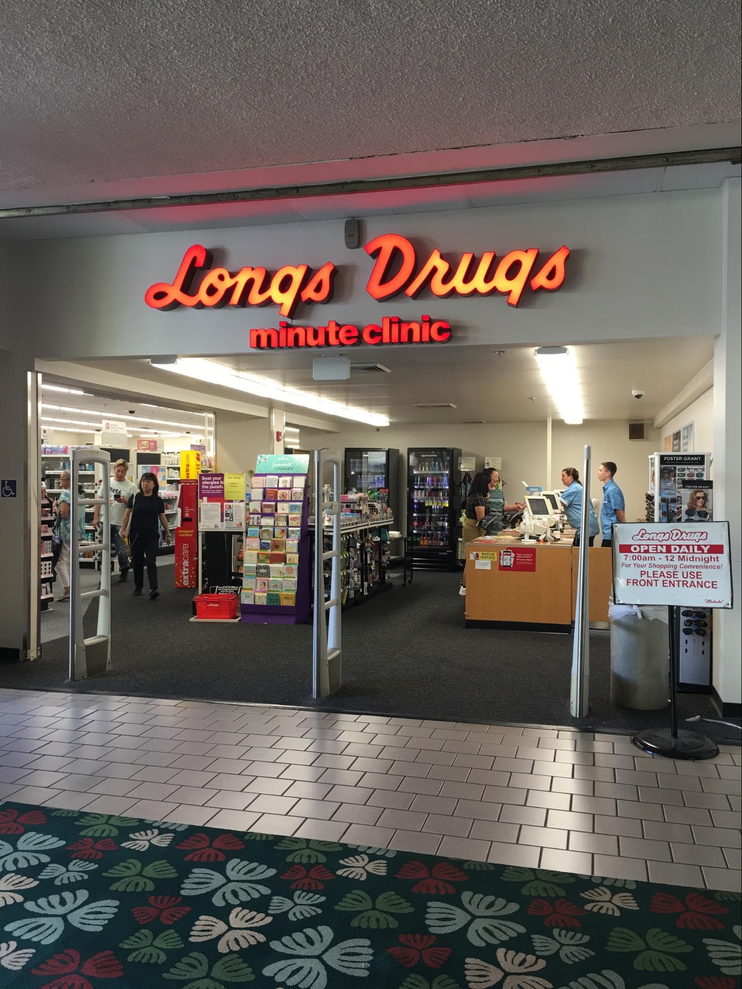 ハワイ・Longs Drugs(ロングスドラッグス)