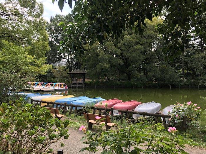善福寺公園/ボート場