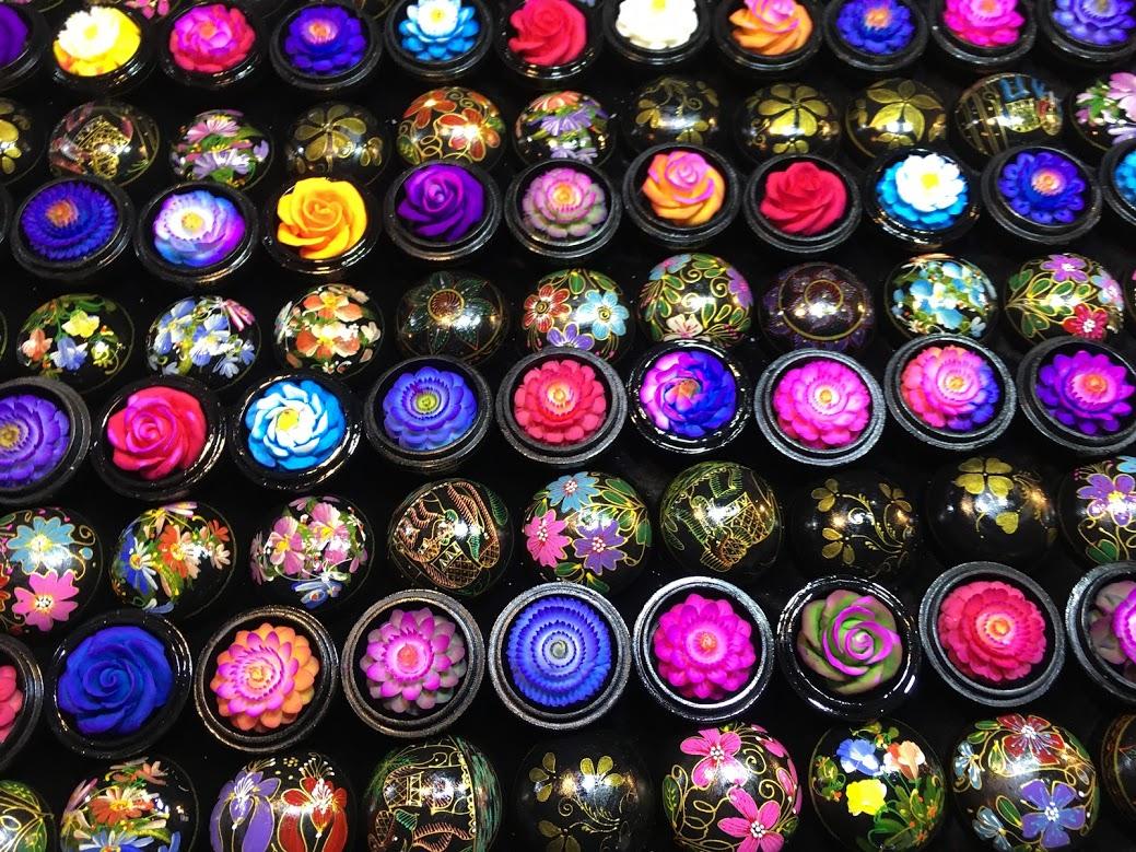チェンマイのお土産・石鹸/ソープカービング(サタデーナイトマーケット・バザール・市場)