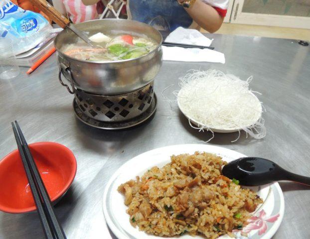 小琉球の火鍋料理