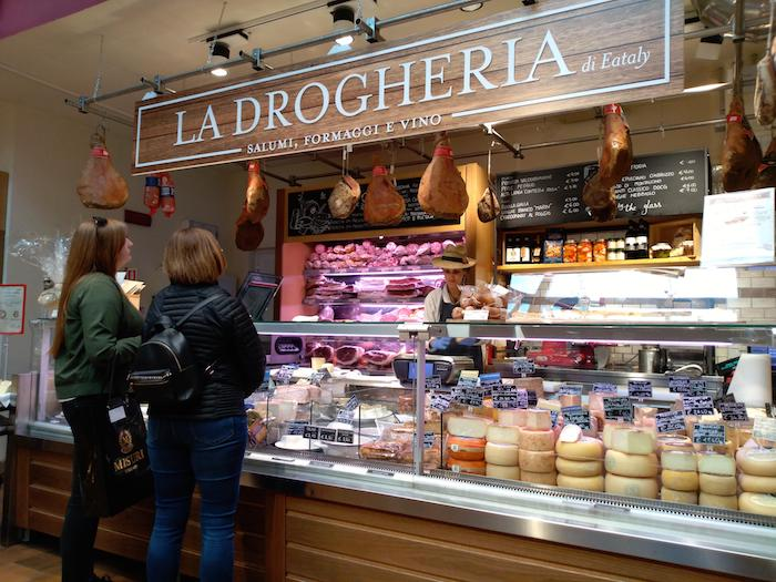 フィレンツェ・買い物時の注意と治安