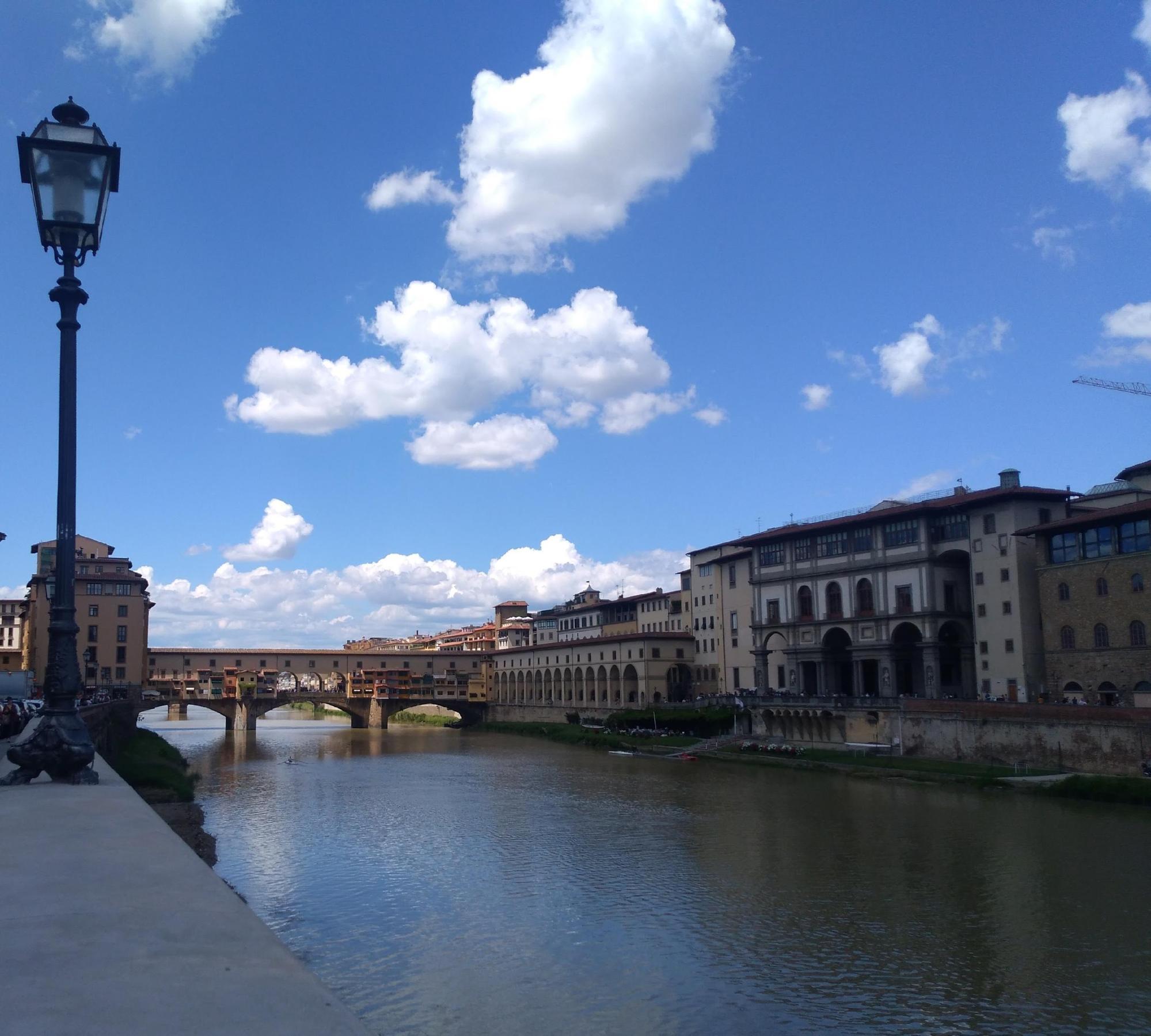フィレンツェ・ヴェッキオ橋周辺の治安と注意