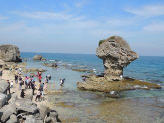 【台湾・小琉球】旅行体験と観光場所のおすすめ・高雄からの行き方を紹介