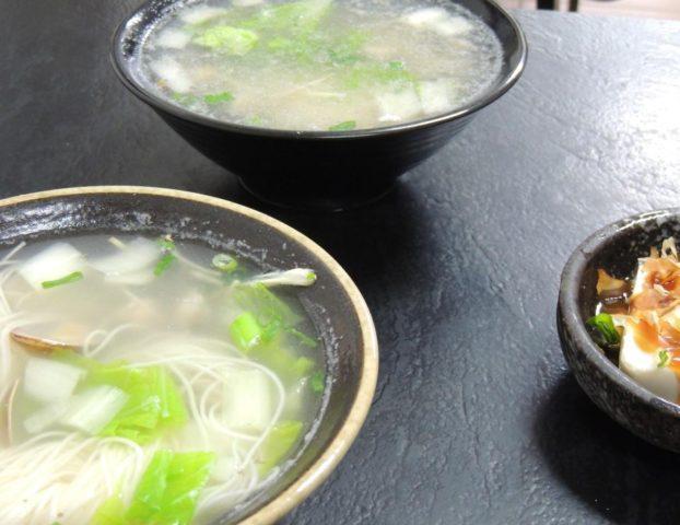 麺料理グルメ(小琉球)